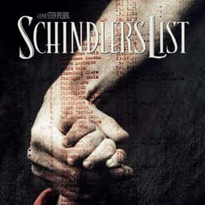 Schindler's List is listed (or ranked) 6 on the list The Best Steven Spielberg Movies
