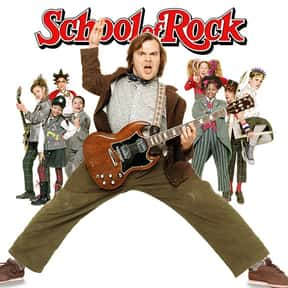School of Rock is listed (or ranked) 12 on the list Movies with the Best Soundtracks