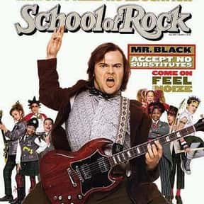 School of Rock is listed (or ranked) 1 on the list The Best Jack Black Movies