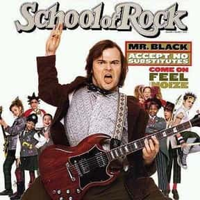 School of Rock is listed (or ranked) 23 on the list The Best Movies for Young Girls