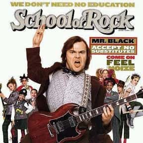 School of Rock is listed (or ranked) 24 on the list Good Movies for 11 Year Olds