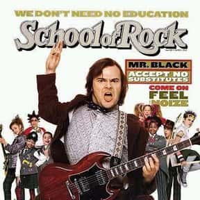 School of Rock is listed (or ranked) 2 on the list The Funniest Movies About Teachers