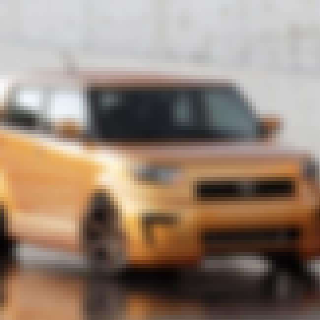 Scion xB is listed (or ranked) 5 on the list The Most Ticketed Cars