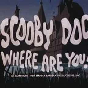 Scooby-Doo is listed (or ranked) 3 on the list The Greatest Animated Series Ever Made