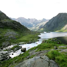 Scotland is listed (or ranked) 25 on the list The Best Countries for Mountain Climbing