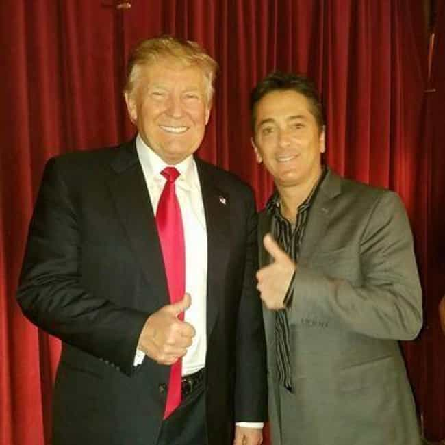 Scott Baio is listed (or ranked) 3 on the list Celebrities Who Actually Support Donald Trump