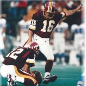 Scott Blanton is listed (or ranked) 11 on the list The Best Washington Redskins Kickers Of All Time