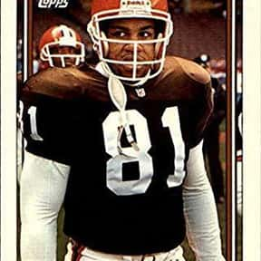Scott Galbraith is listed (or ranked) 14 on the list The Best Cleveland Browns Tight Ends Of All Time