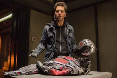 Ant-Man Blatantly Violates His Parole
