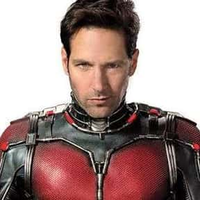 Ant-Man (Scott Lang) is listed (or ranked) 25 on the list The Best Comic Book Superheroes Of All Time