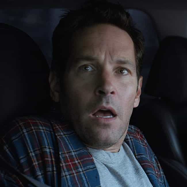 Ant-Man (Scott Lang) is listed (or ranked) 3 on the list The Funniest Characters In The MCU