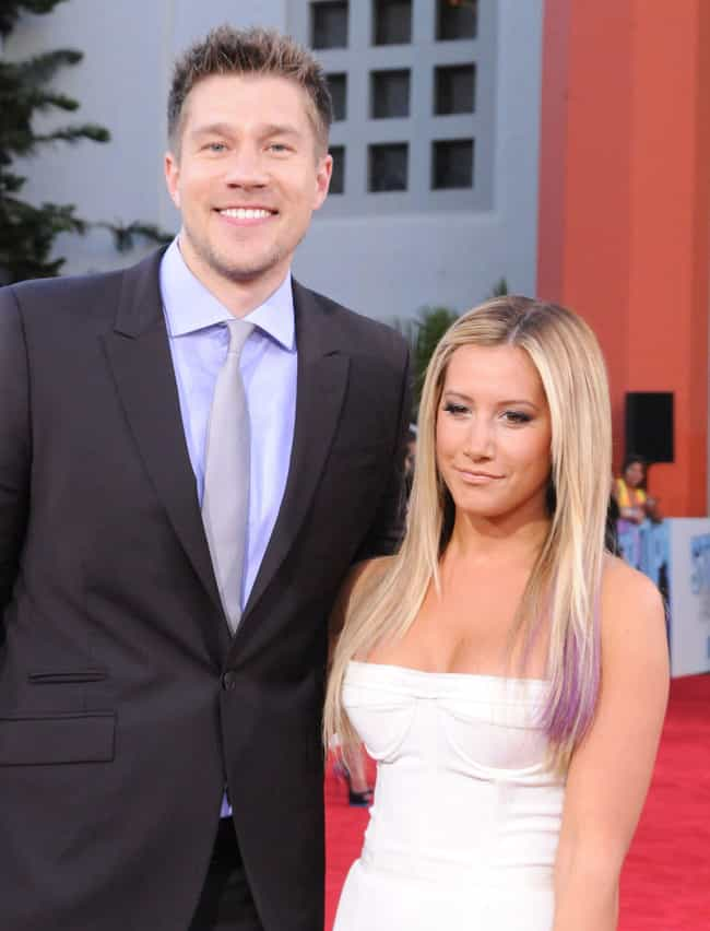 Scott Speer is listed (or ranked) 3 on the list Ashley Tisdale Loves and Hookups