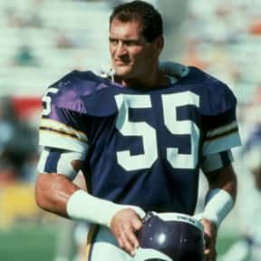 Scott Studwell is listed (or ranked) 25 on the list The Best Minnesota Vikings Of All Time