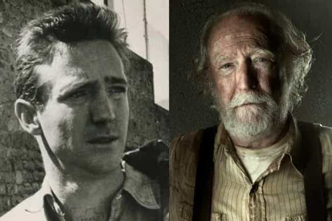 Scott Wilson is listed (or ranked) 2 on the list You Need to See These Yearbook Photos of the Cast of The Walking Dead