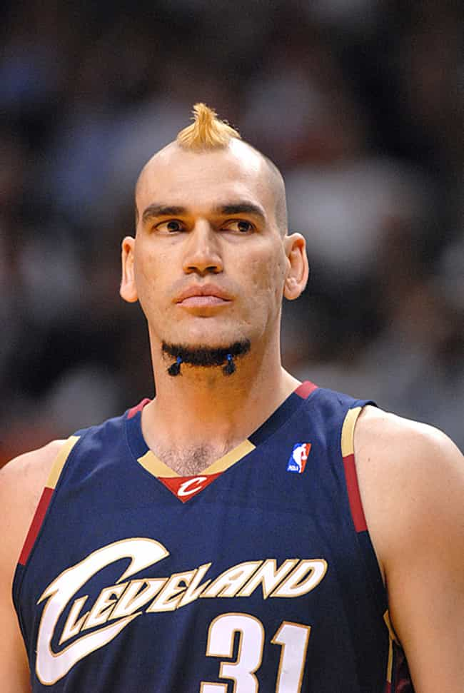 Worst Hairstyles In The NBA Basketball Stars With Horrible Haircuts - 30 worst haircuts footballing history