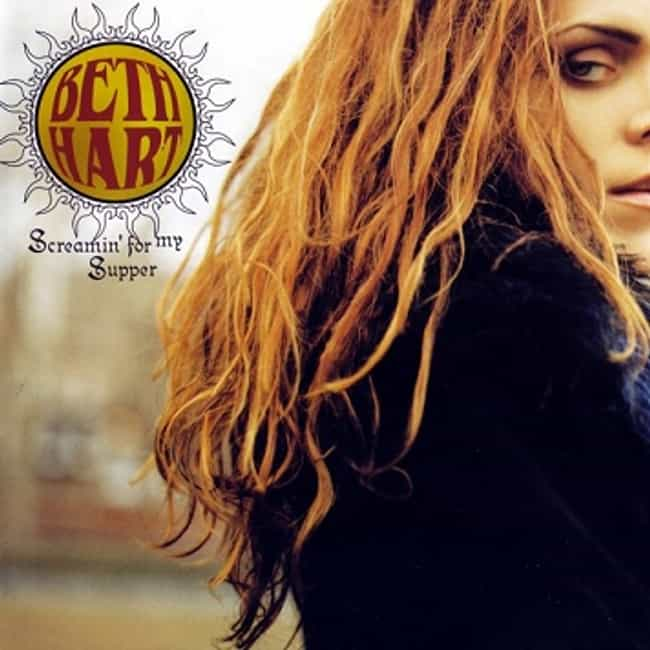 Screamin' for My Supper ... is listed (or ranked) 3 on the list The Best Beth Hart Albums of All-Time
