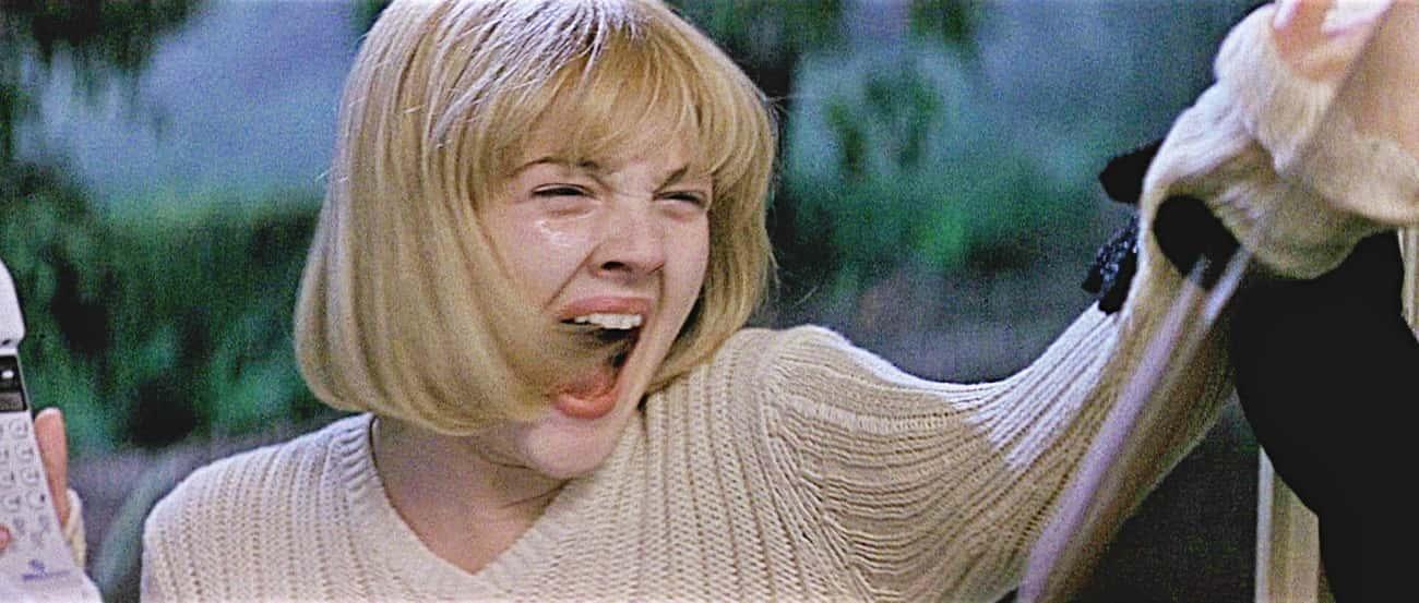 Drew Barrymore In 'Scream'