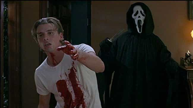 Scream is listed (or ranked) 1 on the list 15 Movies Blamed for Mass Shootings, Killing Sprees, and Copycat Crimes