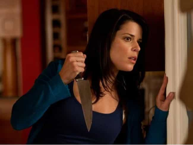 Scream is listed (or ranked) 6 on the list 20 Most Essential Female-Led Horror Films