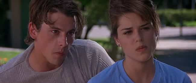 Scream is listed (or ranked) 3 on the list What Your Favorite Horror Couple Says About Your Relationships