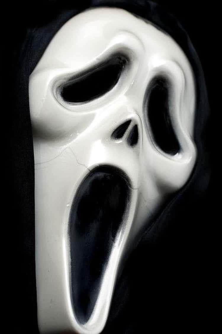 Ghostface Mask - Scream films