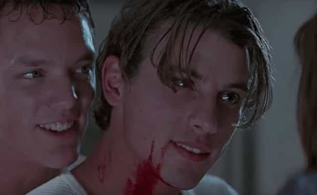 Scream is listed (or ranked) 4 on the list The 13 Most Dangerous Friendships In Horror Movies
