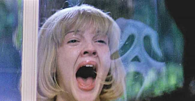 Scream is listed (or ranked) 4 on the list The Most Unsettling Opening Scenes In Horror Movie History