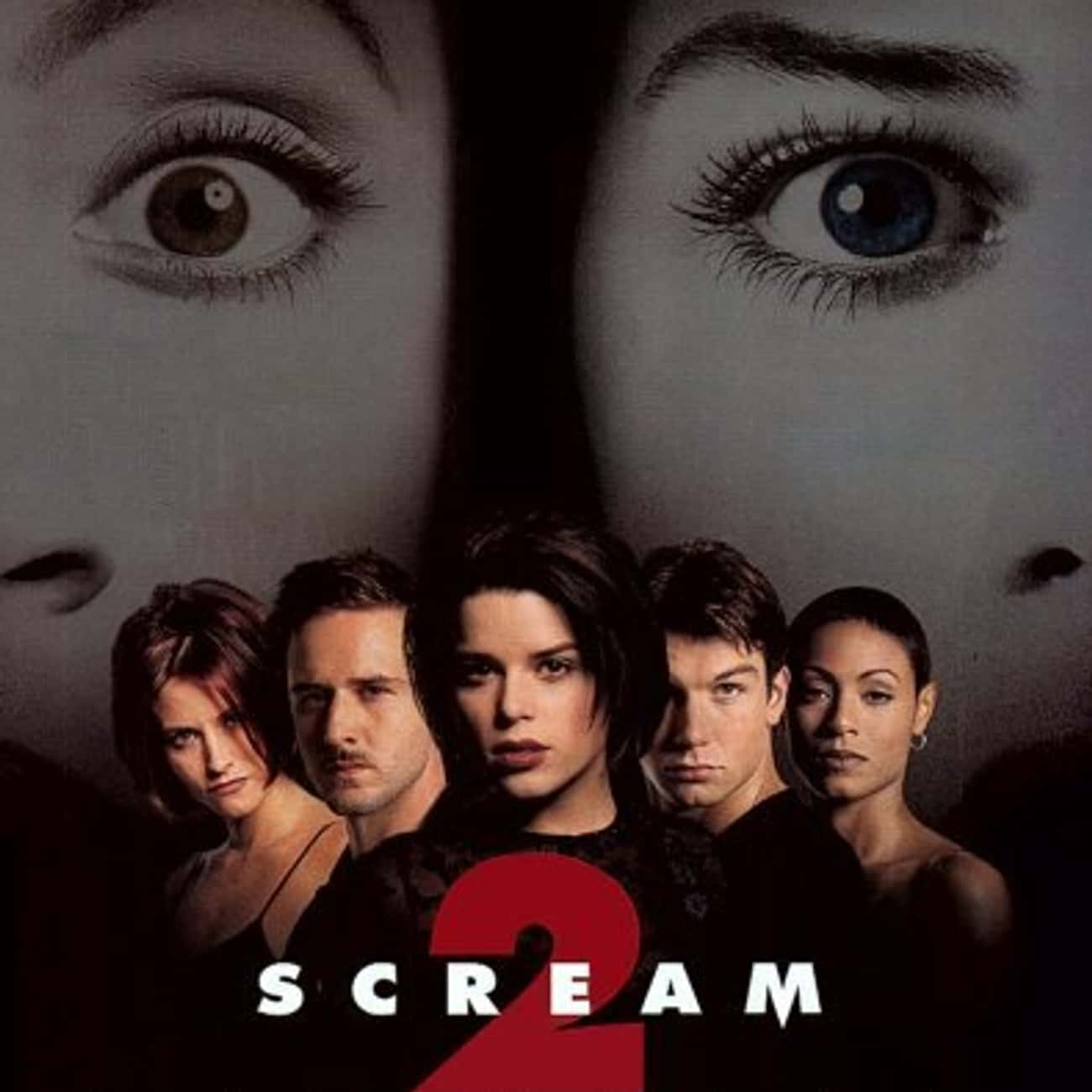 Scream 2 is listed (or ranked) 4 on the list Every Movie (and Series) in the Scream Franchise, Ranked
