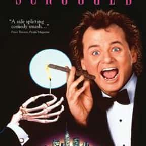 Scrooged is listed (or ranked) 22 on the list The Best Fantasy Movies of the 1980s