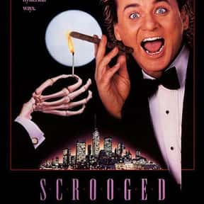 Scrooged is listed (or ranked) 9 on the list The Best Time Travel Comedies, Ranked