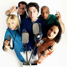 Scrubs is listed (or ranked) 6 on the list The Best Sitcoms That Aired Between 2000-2009, Ranked