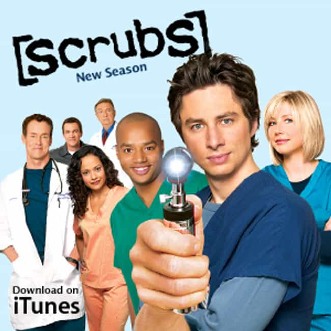 Scrubs is listed (or ranked) 8 on the list What to Watch If You Love 'The Office'