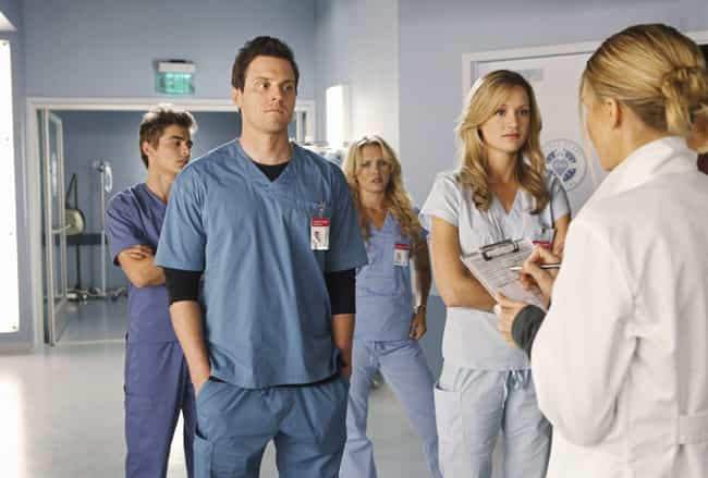 Scrubs is listed (or ranked) 1 on the list 15 TV Shows That Tried To Keep Going After Major Characters Took Off