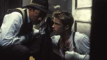 Brad Pitt's Arm In 'Seven'