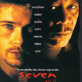 Seven is listed (or ranked) 6 on the list The Best and Scariest Psychological Thrillers of All Time