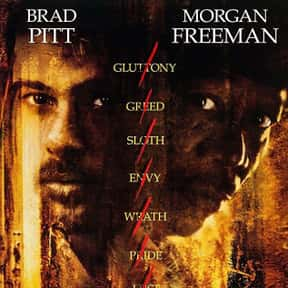 Seven is listed (or ranked) 2 on the list The Best Morgan Freeman Movies