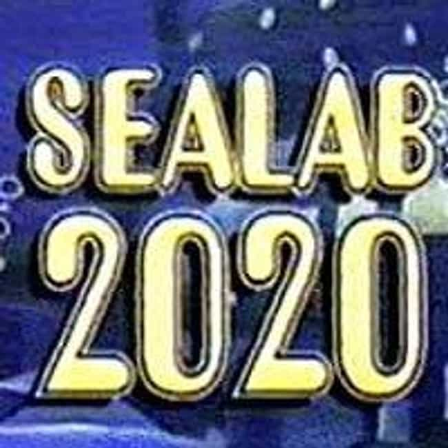 Sealab 2020 is listed (or ranked) 2 on the list The Greatest TV Shows Set in the 2020s