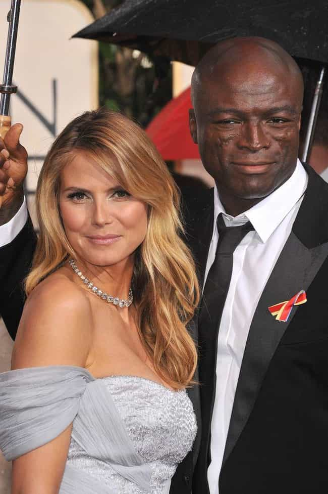 Seal is listed (or ranked) 1 on the list 19 Ugly Guys Who Married Supermodels