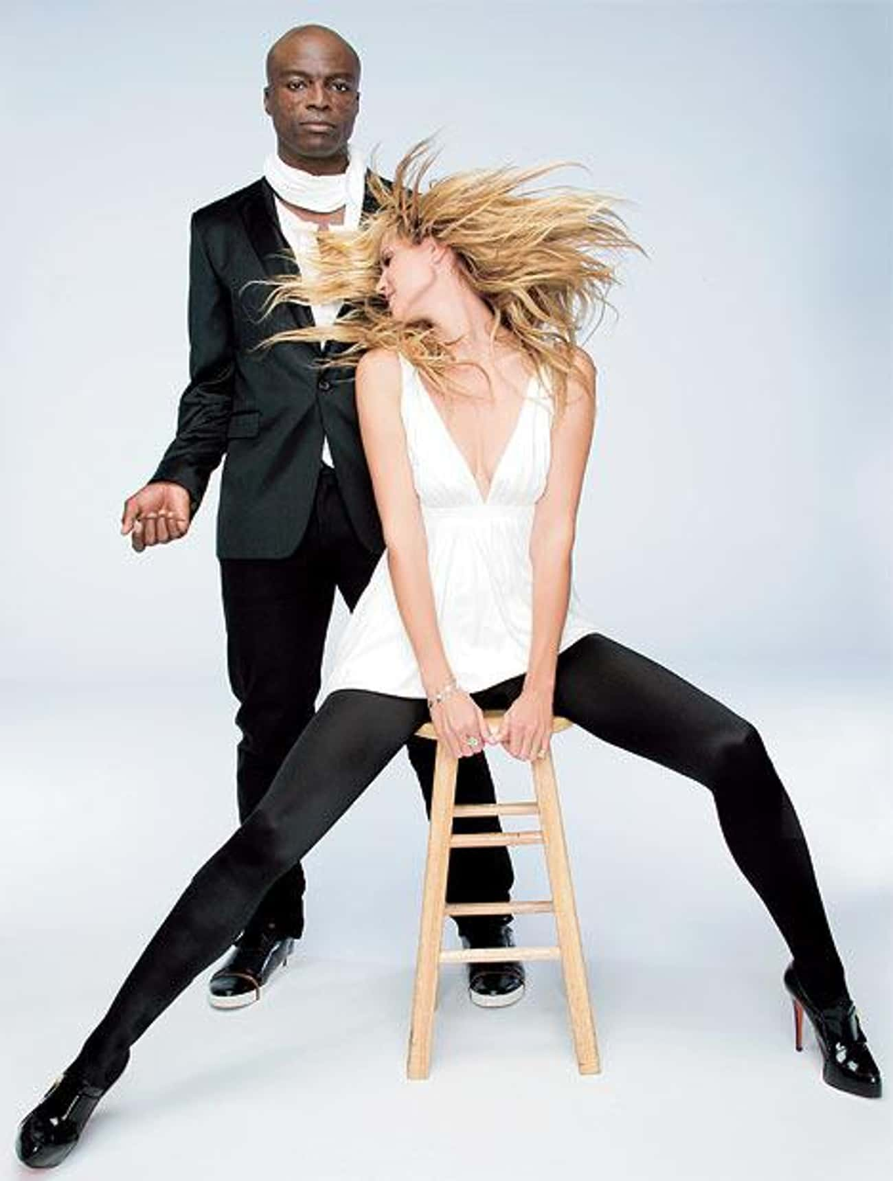 Seal & Heidi Klum is listed (or ranked) 4 on the list The Most Elaborate Celebrity Proposals