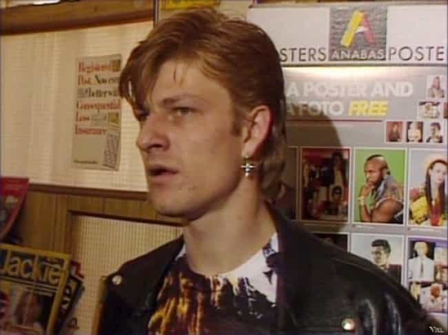 Sean Bean is listed (or ranked) 1 on the list Cool Pics Of The 'Game Of Thrones' Cast When They Were Young