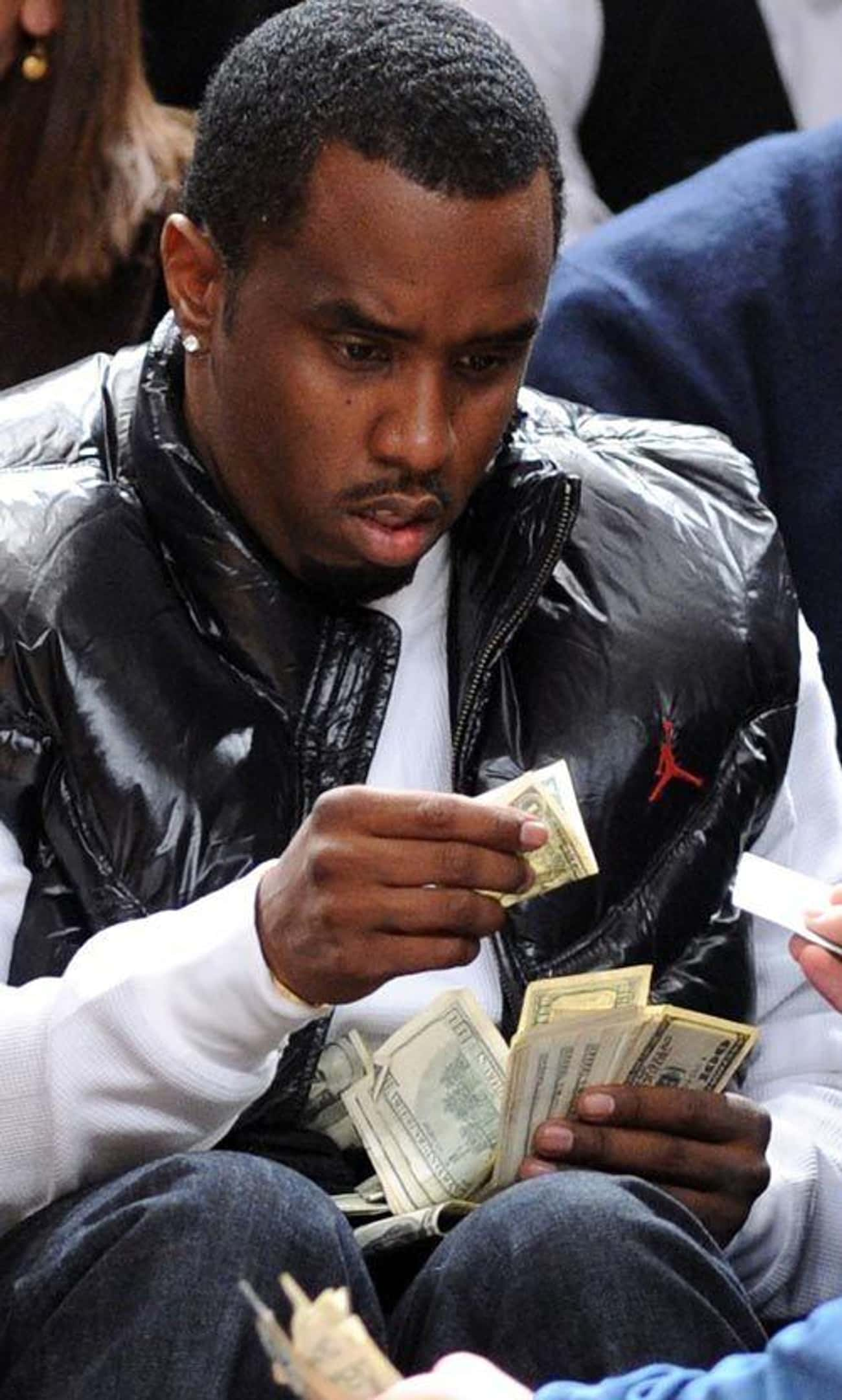 Sean Combs is listed (or ranked) 4 on the list The Wealthiest African American Celebrities