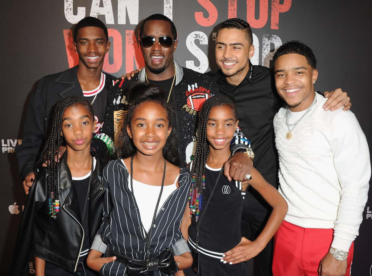 Sean Combs is listed (or ranked) 2 on the list 20 Rappers With The Most Kids