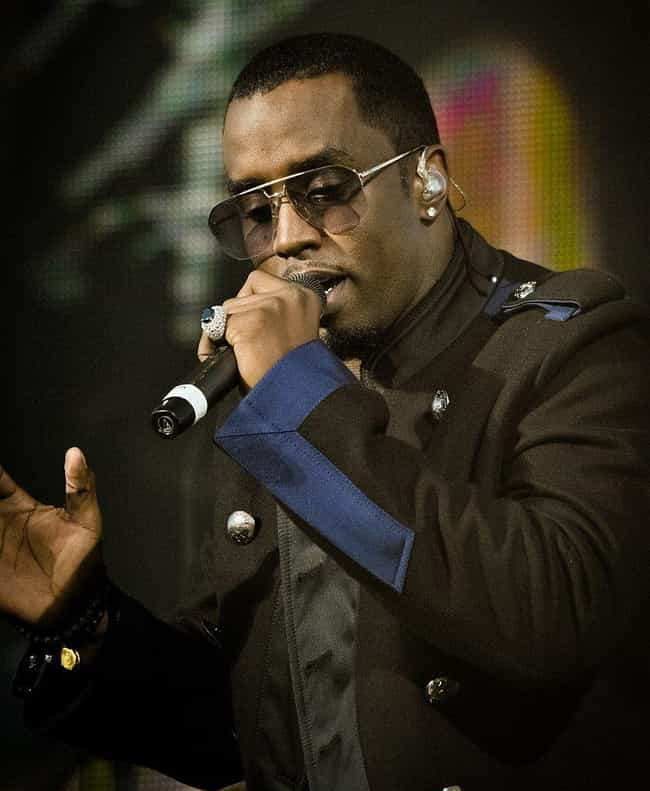 Sean Combs is listed (or ranked) 3 on the list 16 Celebrities Who Ran Track in High School