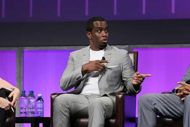 Sean Combs is listed (or ranked) 2 on the list Celebrities Whose Close Friends Unexpectedly Died