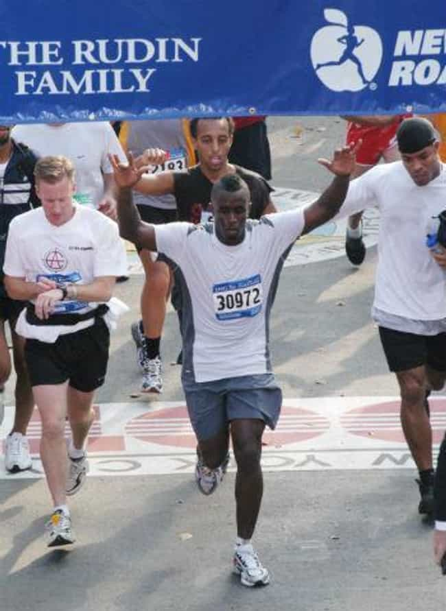 Sean Combs is listed (or ranked) 8 on the list Celebrities Who Are Runners