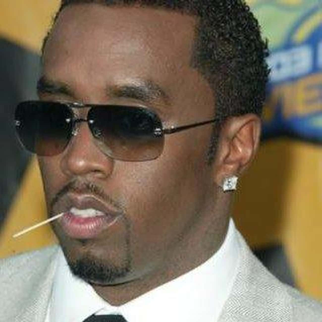Sean Combs is listed (or ranked) 4 on the list Famous People Born in 1966
