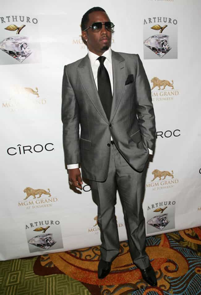Sean Combs is listed (or ranked) 4 on the list The Best Dressed Rappers