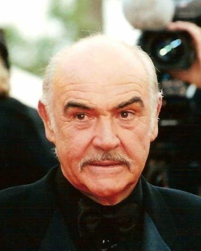 Sean Connery is listed (or ranked) 4 on the list Who Is America's Grandfather in 2019?