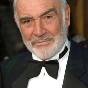 Sean Connery is listed (or ranked) 24 on the list The Greatest Actors & Actresses in Entertainment History