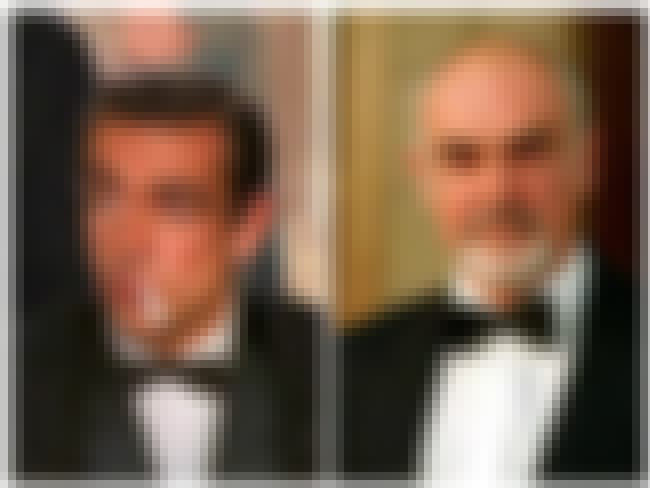 Sean Connery is listed (or ranked) 2 on the list 25 Celebrities Rocking the Bald Look